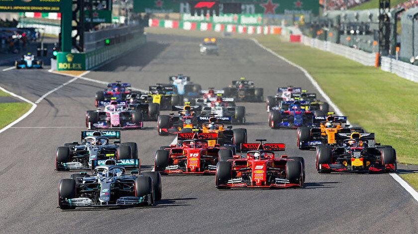 Formula 1de 2022 reformu öncesi son sezon