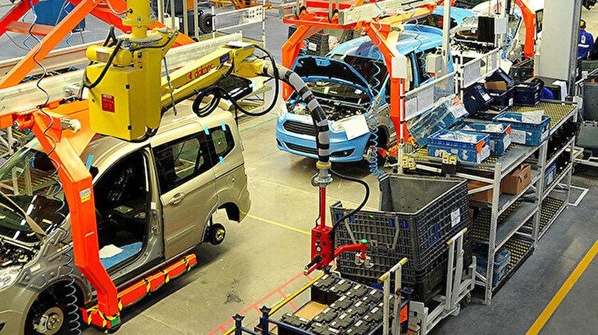 Ford Otomotiv, mikroçip tedarikinde yaşanan sıkıntılar nedeniyle üretime ara veriyor