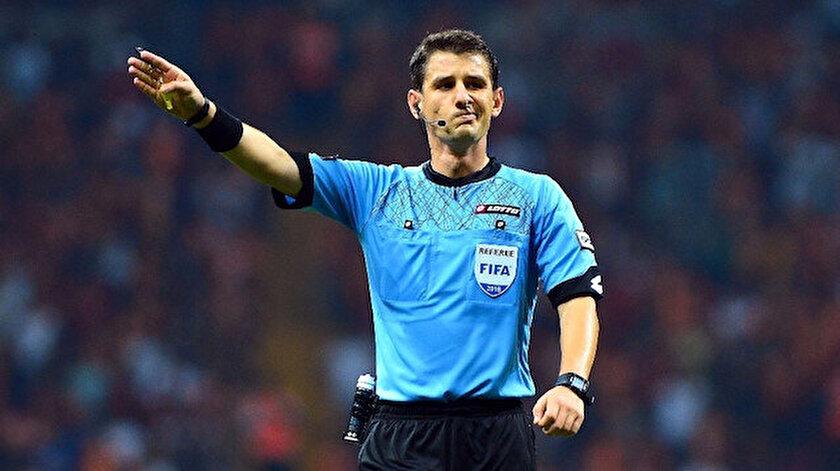 Sergen Yalçının Maçlarımızda istemiyoruz dediği Halil Umur Meler, Kasımpaşa maçına atandı
