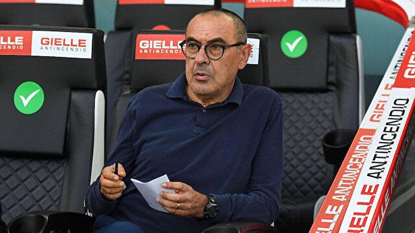 Maurizio Sarriden haber var: Fenerbahçeden teklif gelmedi