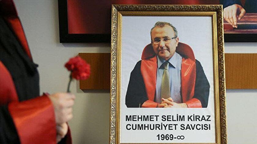 İstanbul 2 Nolu Barosu şehit Mehmet Selim Kirazı andı