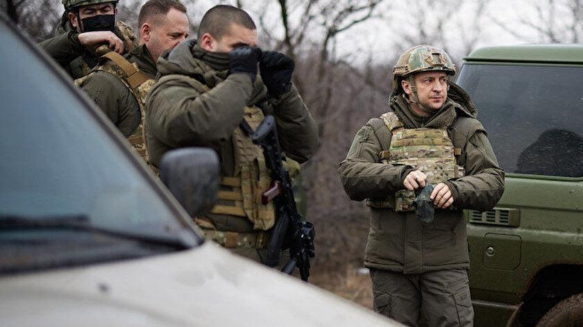 Ukraynadan Rusyaya tepki: Bizi baskı altına almaya çalışıyorlar