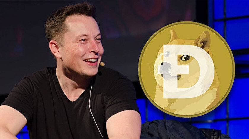 Elon Musktan Dogecoinin fiyatını yükselten bir paylaşım daha: Aya götüreceğim
