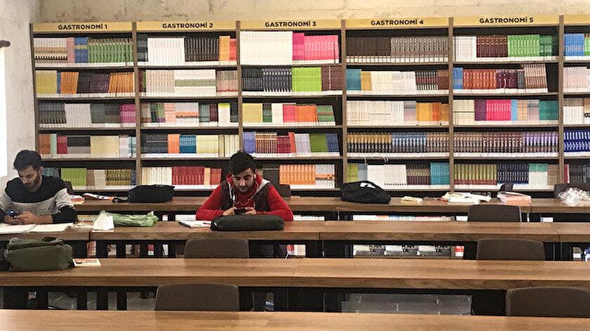 Gaziantep mutfağı, Gastronomi Kütüphanesiyle gelecek nesillere aktarılıyor