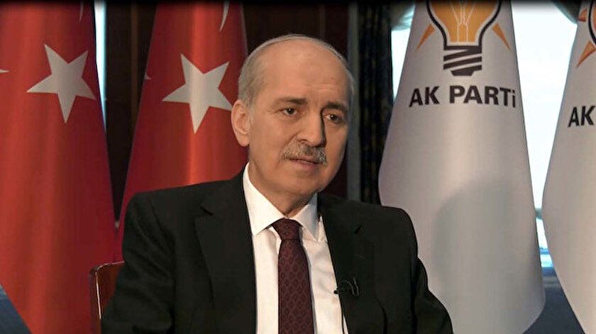 AK Parti Genel Başkanvekili Kurtulmuş: Anayasa tartışmaları yeni bir beyaz sayfadır