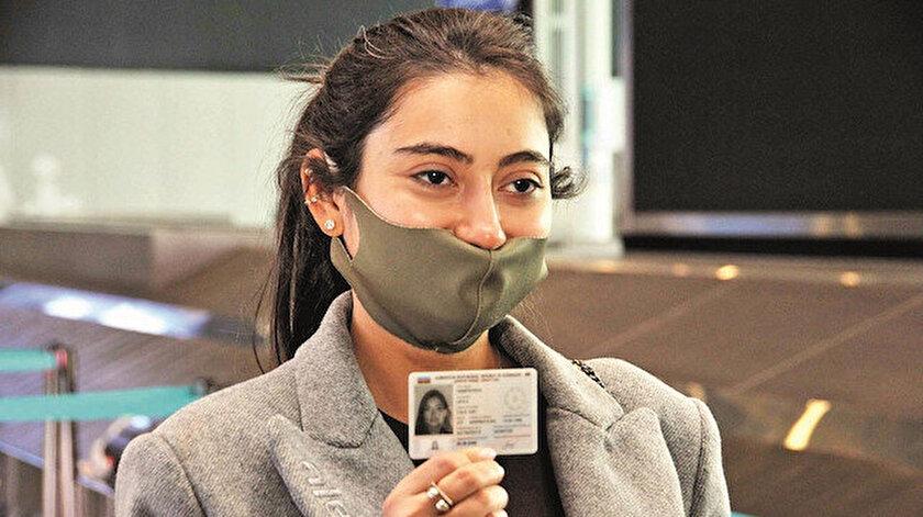 Azerbaycan'a kimlikle seyahat