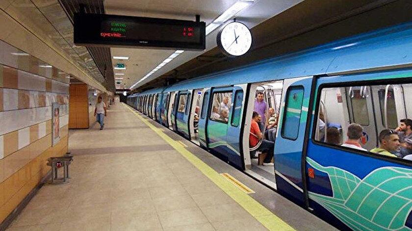 Sabiha Gökçen Havalimanına metro bağlantısı için ilk adım: İlk ray kaynağı yarın yapılacak