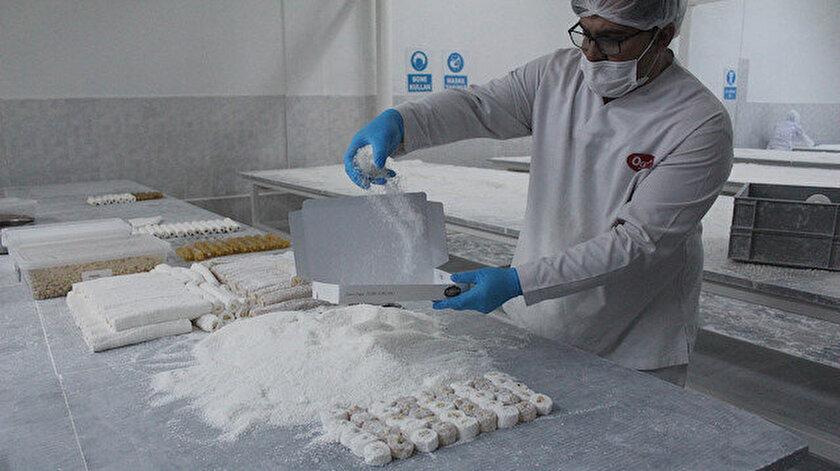 125 ton lokum üretilen Afyonkarahisardan 24 ülkeye ihracat - Afyonkarahisar haberleri