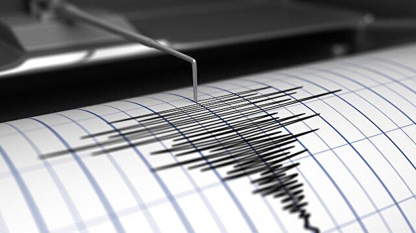 Kandilli duyurdu: Egede korkutan deprem