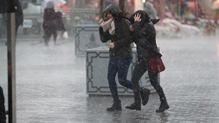 Meteorolojiden Kastamonu ve Ordu için fırtına uyarısı