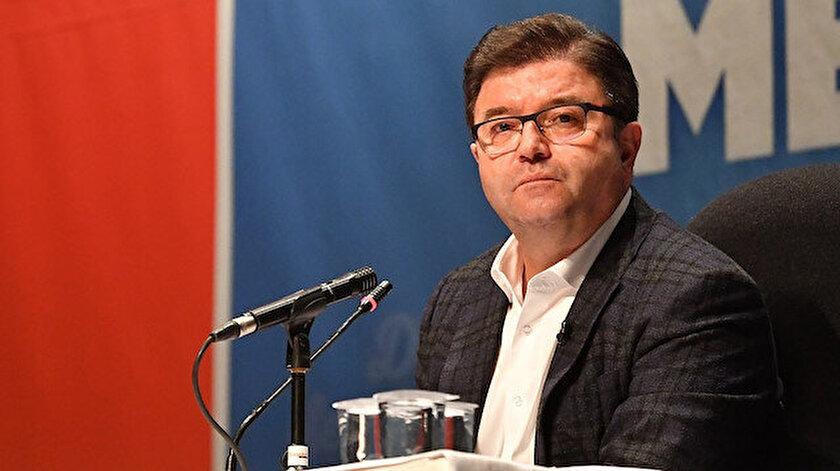 Maltepe Belediye Başkanı Ali Kılıç itiraf etti: O gün ilaç almıştım önümde duran araca vurmuş oldum
