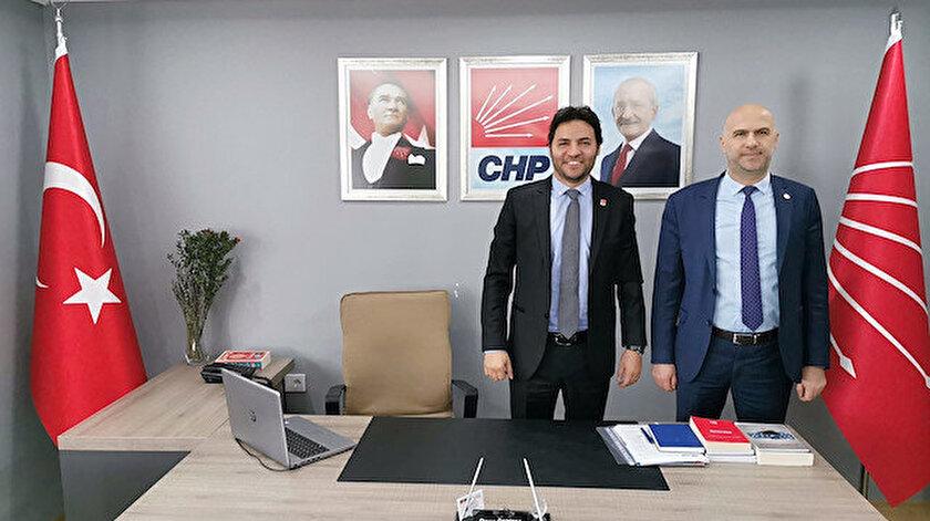 CHPde eleştiriye yer yok: İl yönetimini eleştiren ilçe başkanı görevden alındı