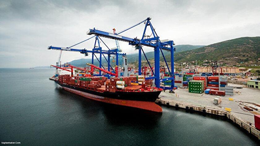 Trabzondan Rusyaya üç ayda 50 milyon dolarlık ihracat