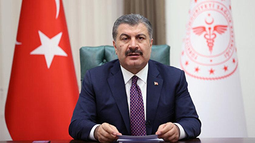 Bakan Koca'dan CHP lideri Kılıçdaroğlu'nun Bilim Kurulu'nu hedef alan  açıklamalarına tepki: Siyasi rant malzemesi değildir - Yeni Şafak