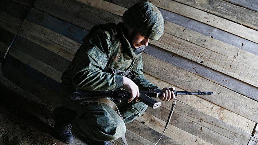Donbasta sıcak çatışma: İki Ukrayna askeri öldü