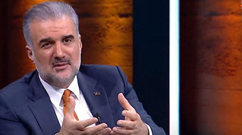 AK Parti İstanbul İl Başkanı Kabaktepe'den İmamoğlu'nun 'Engelleniyoruz' çıkışına yanıt: İBB naylon karakterle algı yapıyor - Yeni Şafak