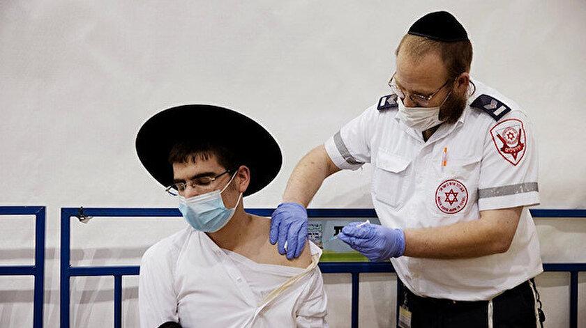 İsrail basını: Pfizer parasını alamadığı İsraile aşı sevkiyatını durdurdu