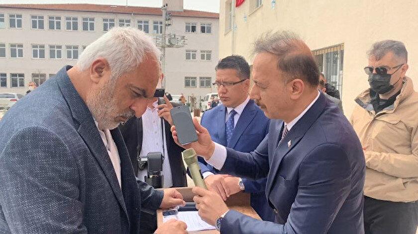 Bakan Soylu ile telefonda görüşen Gara şehidinin babası: Bu bayrakta kanımız var çok şükür