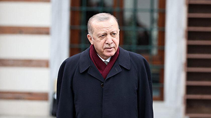 Cumhurbaşkanı Erdoğandan Konyada düşen askeri uçakla ilgili açıklama