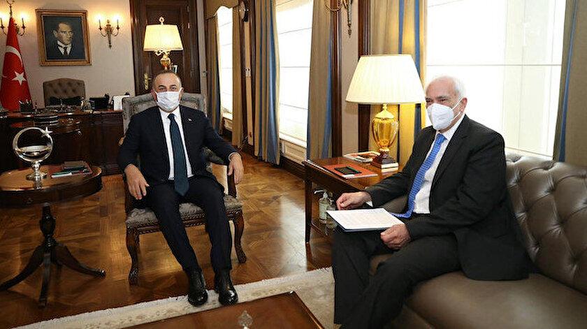 Yunan Dışişleri Bakanının Türkiye ziyareti öncesi Ankarada ön görüşme