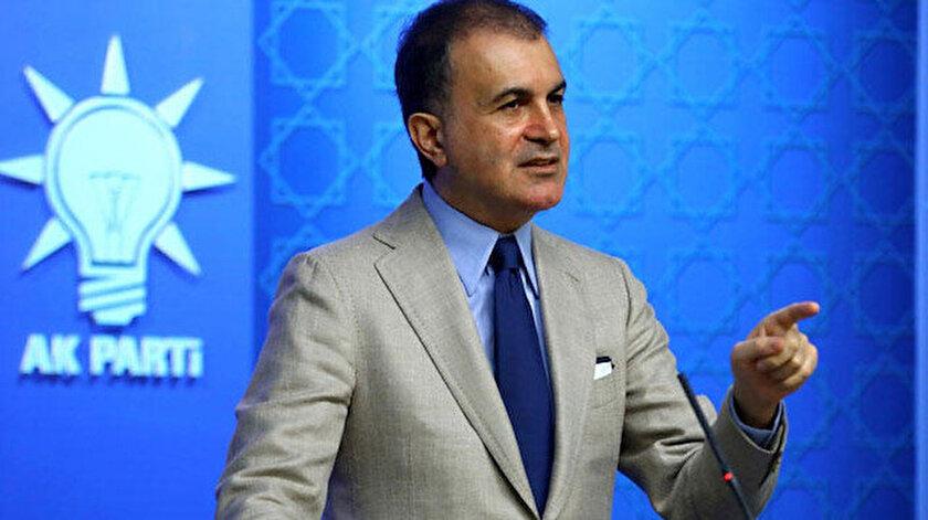 AK Parti Sözcüsü Çelikten CHPli Öztraka sert yanıt: En büyük namussuzluk Yassıadayı canlandırma teşebbüsüdür