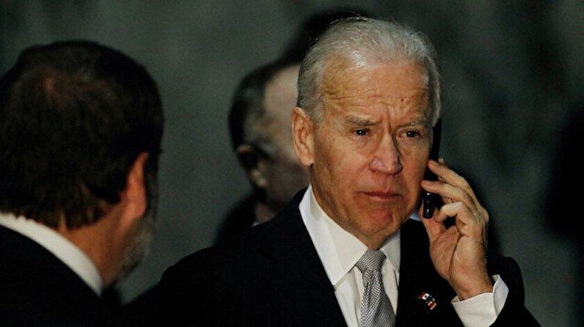 ABD Başkanı Joe Bidendan Ürdün Kralı Abdullaha telefon: Desteğimiz sizinle
