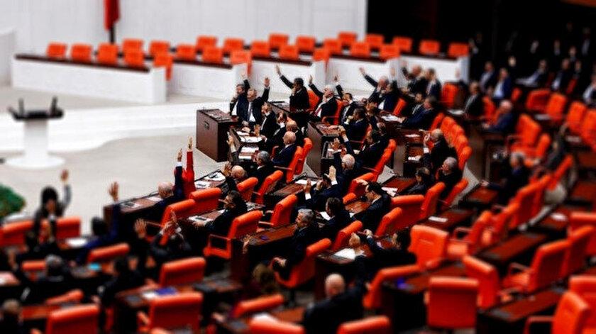 Güvenlik Soruşturması Kanun Teklifi Meclisten geçti