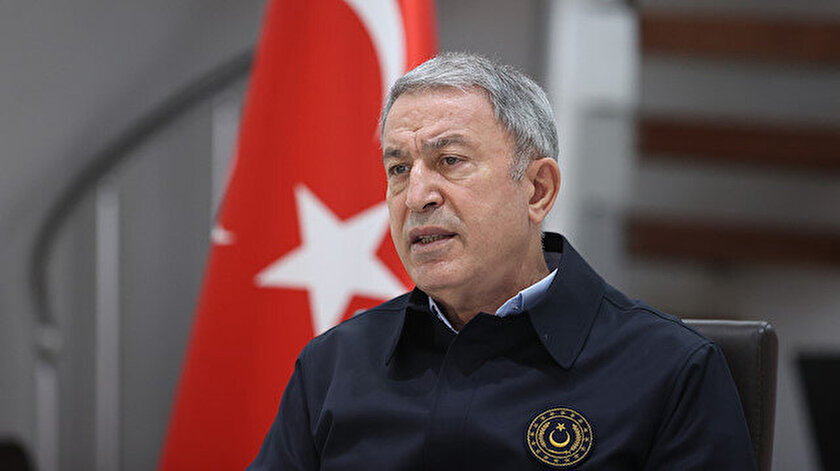 Milli Savunma Bakanı Akardan emekli amirallere bildiri tepkisi: Bedeli neyse ödeyecekler