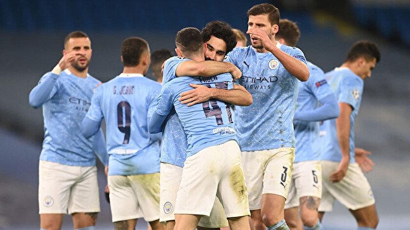 Manchester City Fodenın son dakikalardaki golüyle Dortmundu yıktı