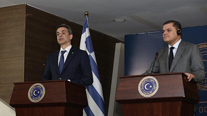 Fransız gazetesi Le Monde: Yunanistan Libyadan cevabını aldı