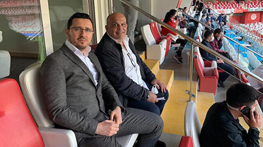 Antalyasporlu Bünyamin Balcıya sürpriz talip: Maçını canlı izledi