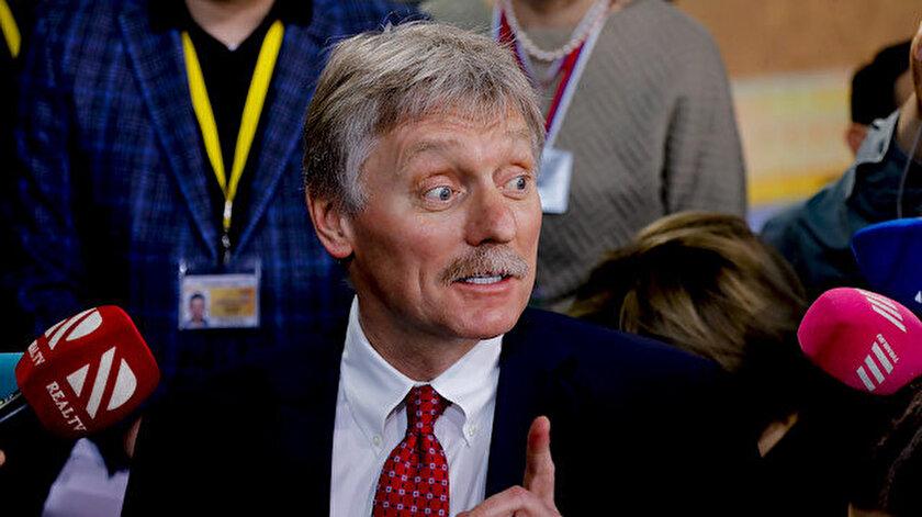Kremlin Sözcüsü Peskovdan ABD açıklaması: Asla izin vermeyeceğiz