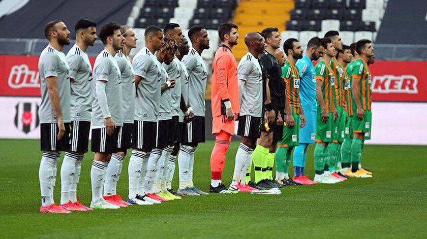 Alanyaspordan açıklama: Her zamanki gibi maçımıza çıktık, mücadelemizi ettik