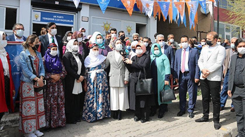 Diyarbakır'da AK Parti'ye dev katılım: 400 kişi AK Partili oldu - Diyarbakır haberleri