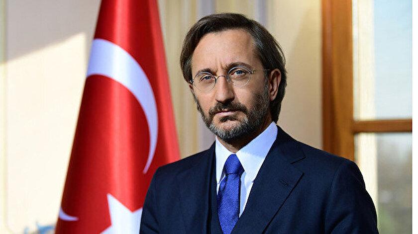 İletişim Başkanı Altundan Kanal İstanbul mesajı: Güçlü Türkiye'nin en prestijli projesi