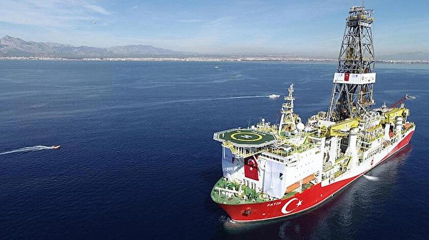 Bakan Dönmez duyurdu: Karadenizin Fatihi yeni sondaja başladı