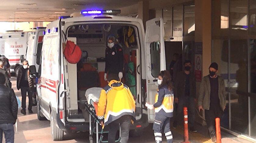 Şanlıurfa iki aile arasında kanlı kavga: 8 kişi yaralandı