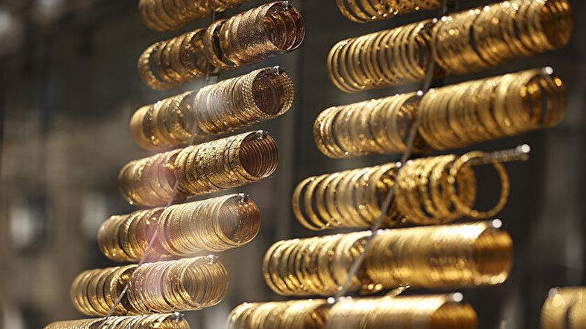Altın fiyatları adım adım yükseliyor