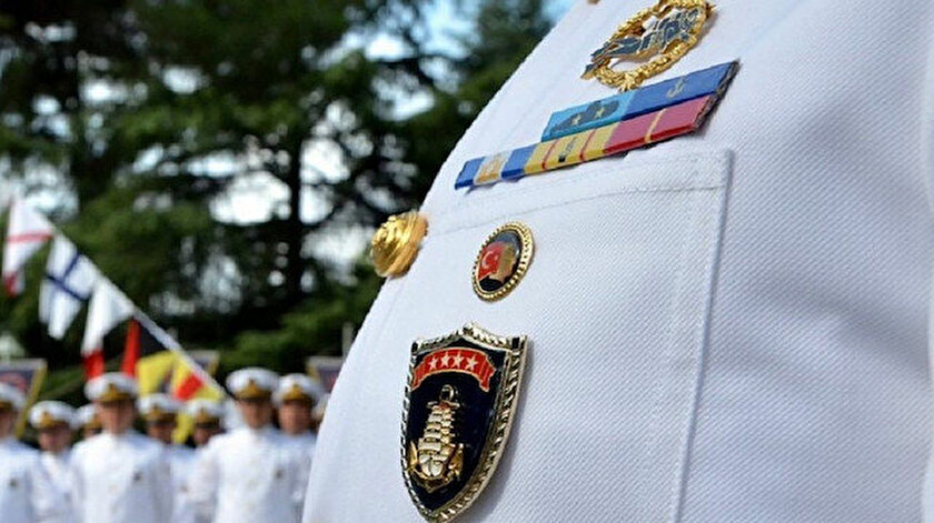 Son Dakika Haberleri: On emekli amiralin gözaltı süresi 4 gün uzatıldı