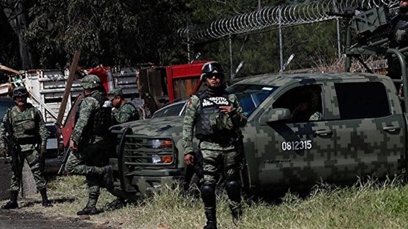 Meksika'da korkunç tablo: 2006dan bu yana 85 binden fazla kişi kayboldu