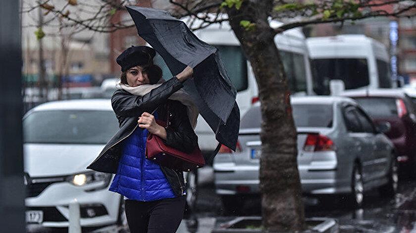 Batı Akdenizde yarından itibaren 2 gün kuvvetli fırtına etkili olacak