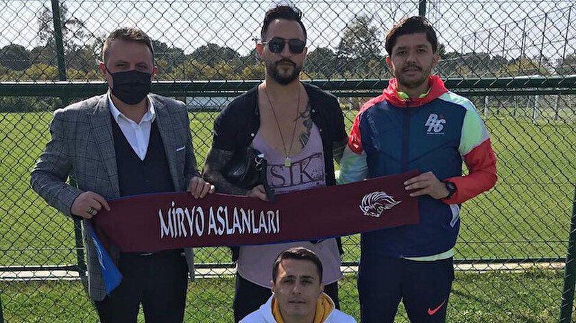 Süper Ligde şampiyonluk yaşayan Ozan İpekten sürpriz transfer