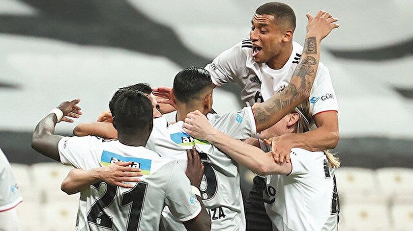 22 puan şampiyonluk için Beşiktaş'a yeter