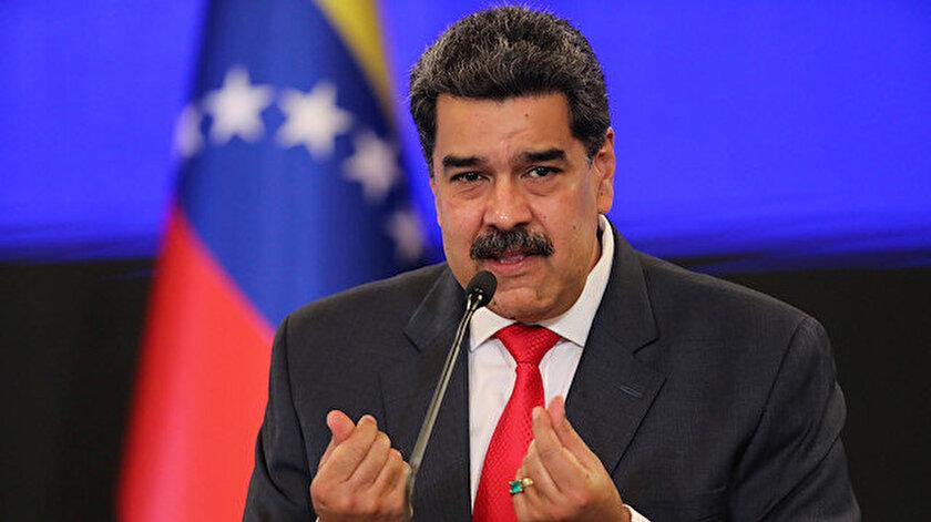 Venezuela koronavirüs aşısı almak için ABD ve İngiltereden dondurduğu hesaplarının açılmasını istedi