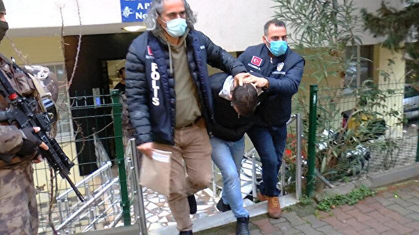 Sedat Pekerin de aralarında bulunduğu 63 kişiye operasyon
