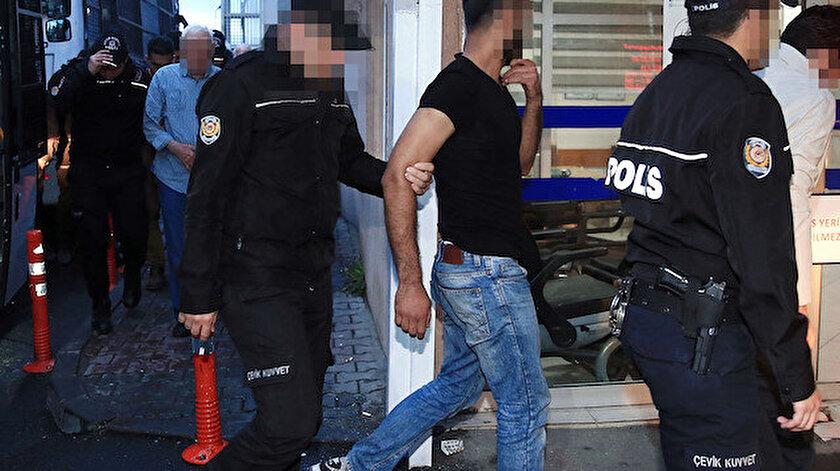 FETÖnün Jandarma mahrem yapılanmasına operasyon: 53 kişi hakkında gözaltı kararı
