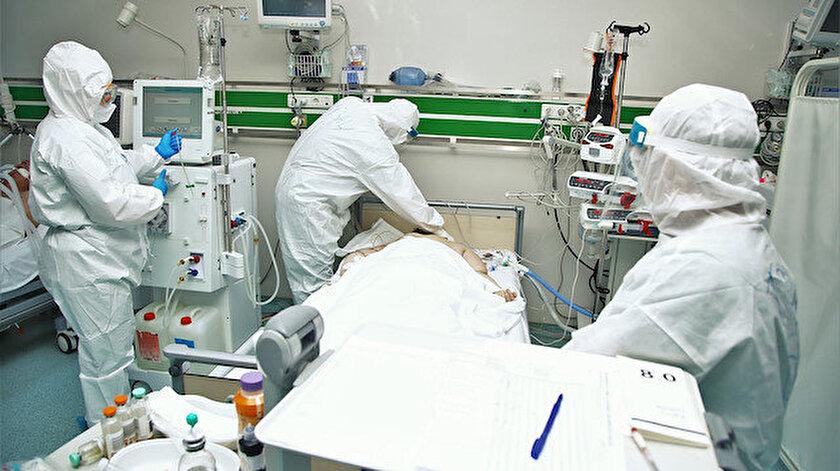 Türkiyenin 10 Nisan koronavirüs tablosu açıklandı