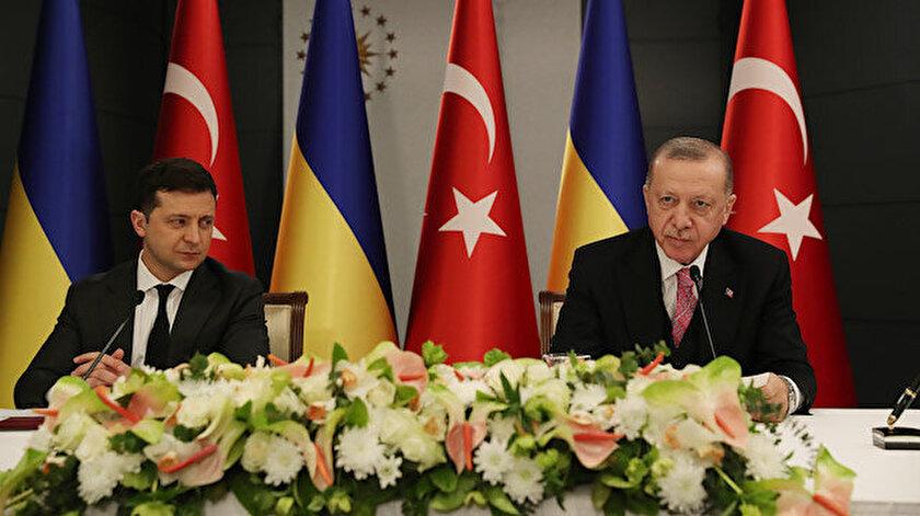 Cumhurbaşkanı Erdoğan: Kırımın ilhakını tanımıyoruz
