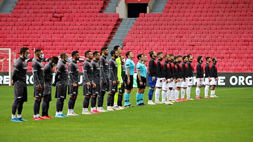 Balıkesirspor'dan hakem kararına tepki: Sabrımız taştı