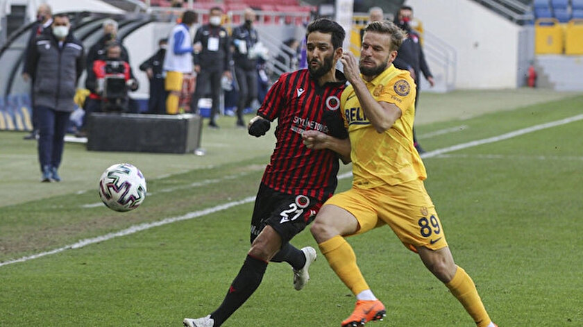 Süper Ligde Ankara derbisi heyecanı yaşanacak